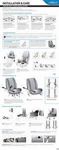 Custom Seat Covers Installation Instructions