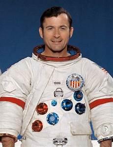 White Makes First NASA Walk, Young Makes Six Flights ...