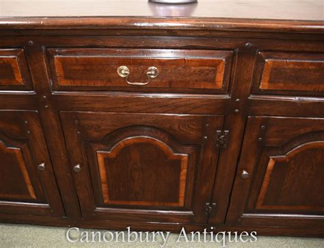 Oak Dressers And Sideboards by Oak Georgian Dresser Base Server Buffet Sideboard