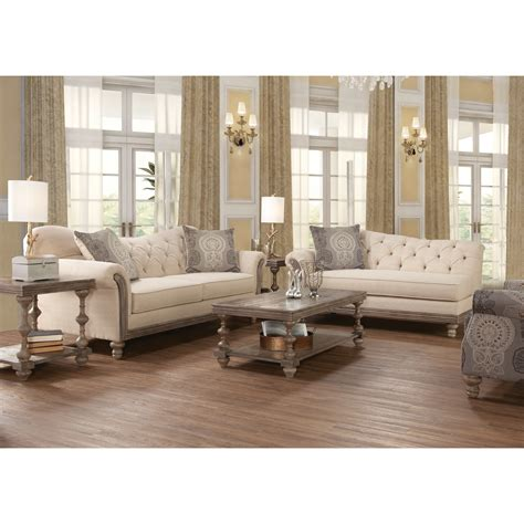 Bungalow Rose Roosa Living Room Collection & Reviews Wayfair