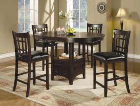 Pub Dining Room Set by Bar Height Dining Table Idea