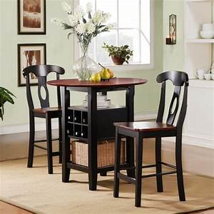 small round kitchen table for two awesome homes small With great ideas on kitchen tables for small spaces