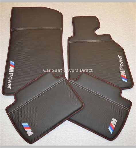 Bmw E46 M3 Floor Mats   Carpet Vidalondon