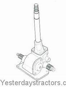 ford 8n steering gear assembly s67077 With ford 8n steering