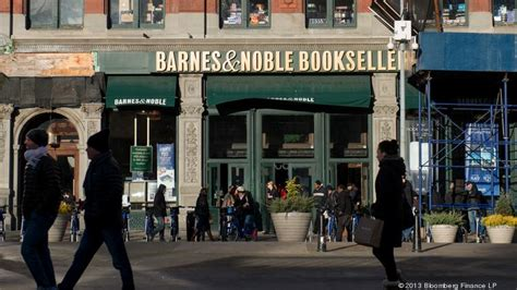 Barnes & Noble Corporate Spinoff To Include Eight
