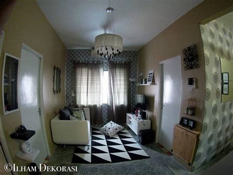 deko rumah flat desainrumahidcom