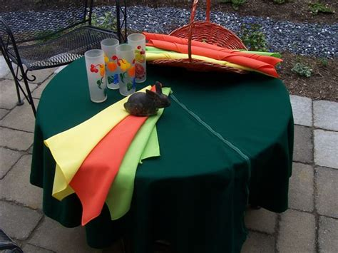 choosing a model outdoor living tablecloths easy care