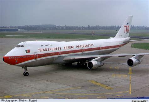 dusinfo.net picture: TAP - Air Portugal Boeing 747-200 CS-TJB