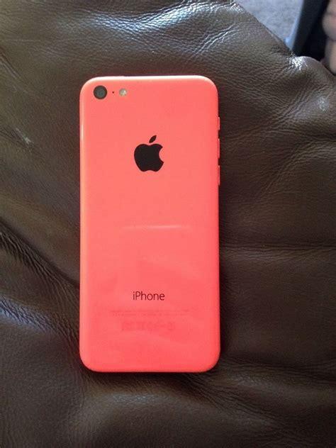 iphone 5c in pink iphone 5c pink unlocked in kirkcaldy fife gumtree