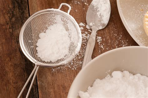 confectioners powdered sugar  home