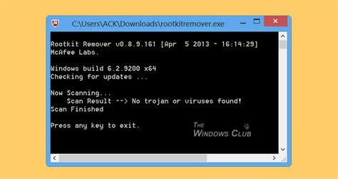 rootkit trojan horse virus  spyware remover