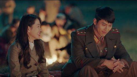 rilis drama korea crash landing   episode