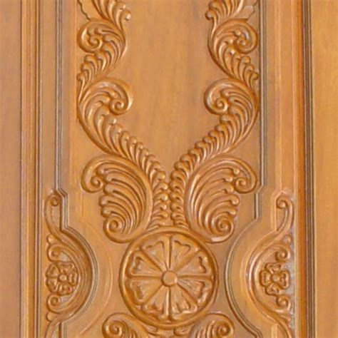 human work detail wood carving designs bangalore