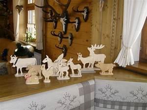 Deko Aus Holz : tiere aus holz elviras deko ~ Markanthonyermac.com Haus und Dekorationen