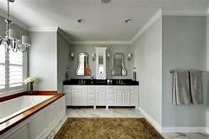 sherwin williams sea salt bathroom traditional with With sea salt paint bathroom