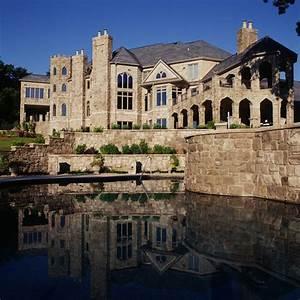 A Modern Castle Mediterranean Exterior Cedar Rapids
