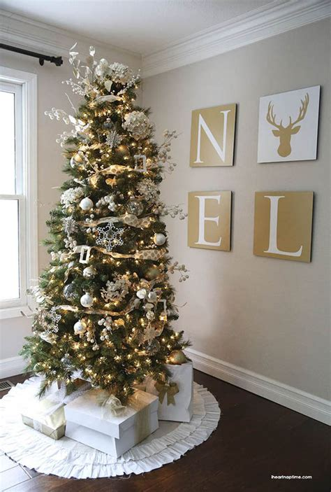 sparkle  christmas tree decoration themes