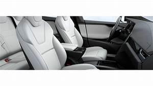 Tesla Model S, X Get New Interior Finishing Options