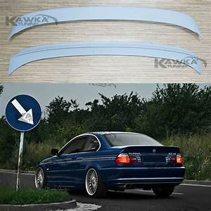 Bmw E46 Alpina : bmw 3 series e46 coupe alpina rear boot trunk spoiler ~ Kayakingforconservation.com Haus und Dekorationen