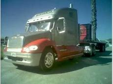 132 scale custom truck FREIGHTLINER columbia Long chassis