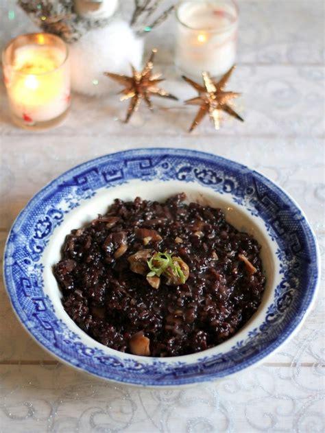 cuisiner du riz 17 meilleures idées à propos de riz noir sur