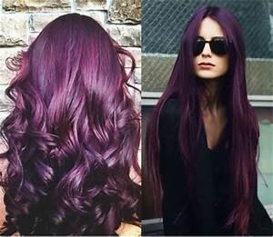 Dark Brown Red Violet Hair Color 2015 2016 Dark Brown