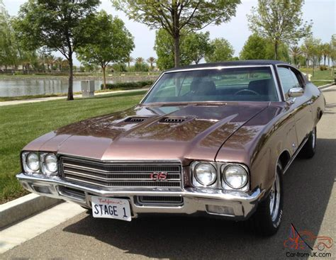 1971 Buick Gran Sport by 1971 Buick Gran Sport 455 Stage 1