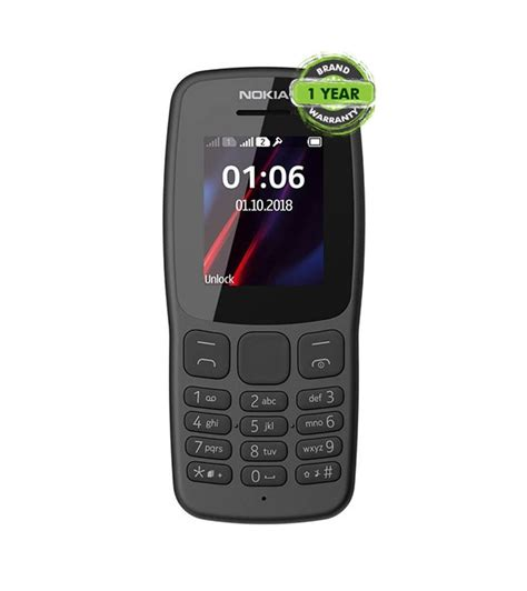 othoba nokia 106ds grey
