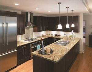 u shaped kitchen designs for small kitchens shaped With 5 beautiful kitchen layout designs