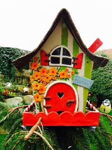 Futterhaus Für Vögel : mo keramik garten orginelles vogelhaus kreatives ~ Articles-book.com Haus und Dekorationen
