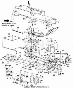 33 Mtd Snowblower Belt Diagram