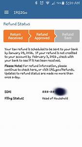 First Irs Payout Date Set On Irs Where 39 S My Refund 2016