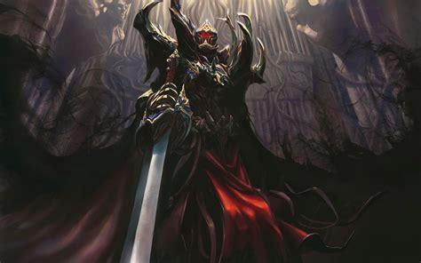 Permalink to Fantasy Knight Wallpaper