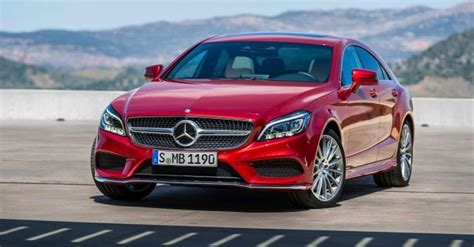 India-bound 2015 Mercedes Cls Facelift Revealed