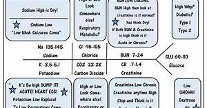 32 Medical Fishbone Diagram Lab Values