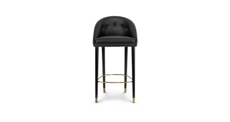 bar chair mid century design by brabbu