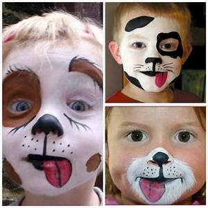 Maquillage Halloween Enfant Facile : maquillage halloween enfant id es pour vos petits monstres ~ Nature-et-papiers.com Idées de Décoration