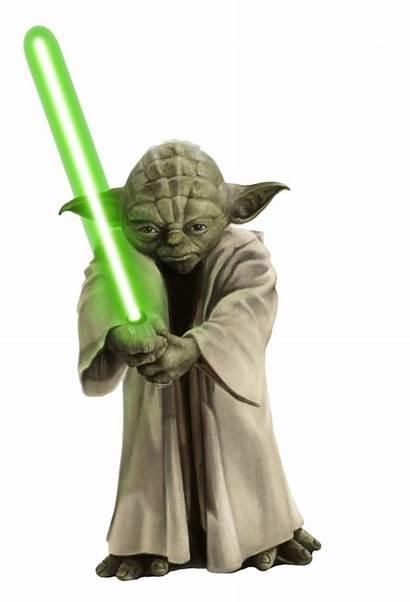 Yoda Transparent Wars Master R2 D2 Jedi