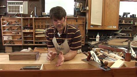 rob cosmans advanced hand tool workshop  youtube