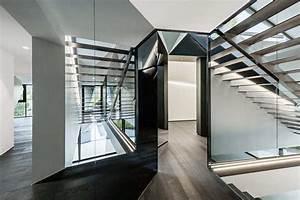 Indirekte Beleuchtung Treppe : futurismus in architektur und interieur design comed haus in wien ~ Pilothousefishingboats.com Haus und Dekorationen