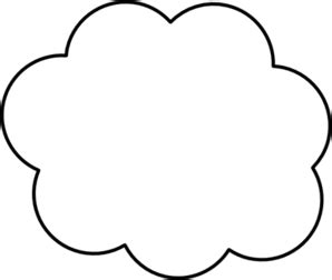 cartoon cloud clip art  clkercom vector clip art