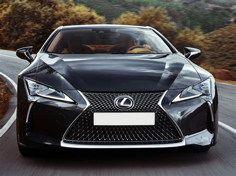 new 2018 lexus lc 500 price photos reviews safety ratings features
