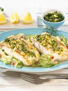 Fisch Mit H : gebratener kabeljau auf gurkensalat rezept osteressen kabeljau gurkensalat und fische ~ Eleganceandgraceweddings.com Haus und Dekorationen