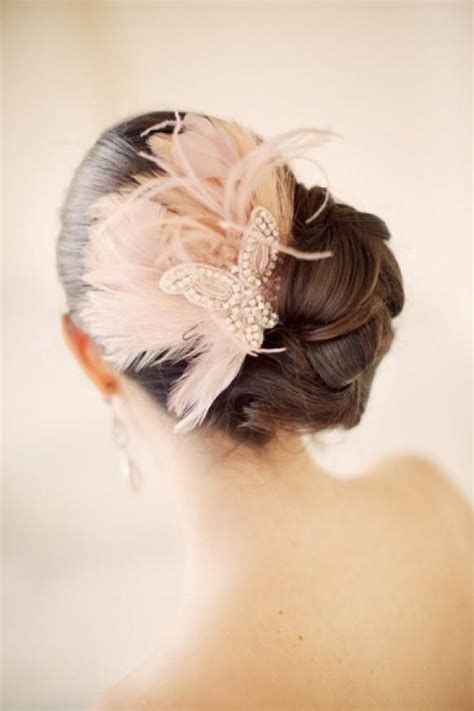 Chic Wedding HairStyles ♥ Wedding Side Updo Hairstyle