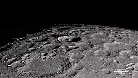 Nasas New 4k Video Of The Moon Lets You See It Up Close