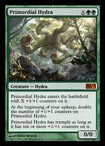 Savageborn Hydra | Dragon's Maze Visual Spoiler