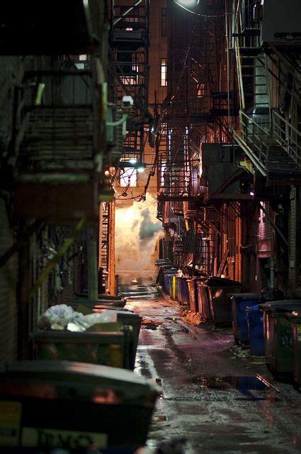 alley     art urban landscape