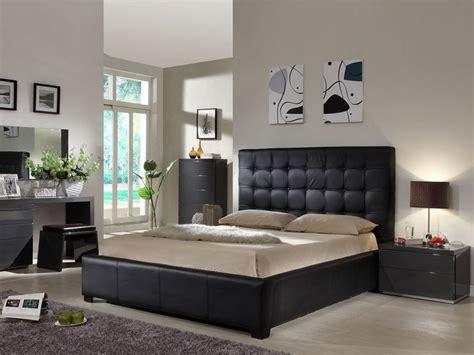 black bedroom furniture   elegant design idea