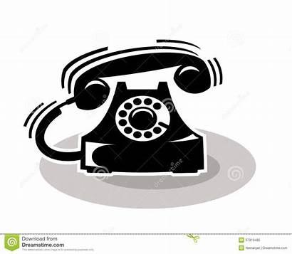 Telefoon Oude Ringing Telephone Bellen Telefono Altes