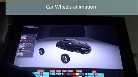 Car Customizer Real by Multitouch Interactive 3d Car Configurator
